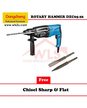 DONG CHENG ROTARY HAMMER DZC05-26