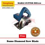 DONG CHENG MABLE CUTTER DZE110