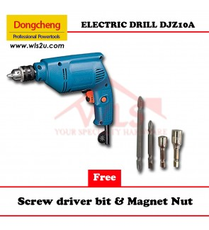 DONG CHENG ELECTRIC DRILL DJZ10A