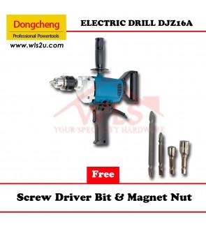 DONG CHENG ELECTRIC DRILL DJZ16A