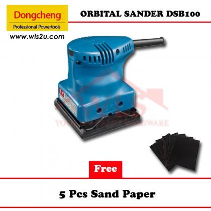 DONG CHENG ORBITAL SANDER DSB100