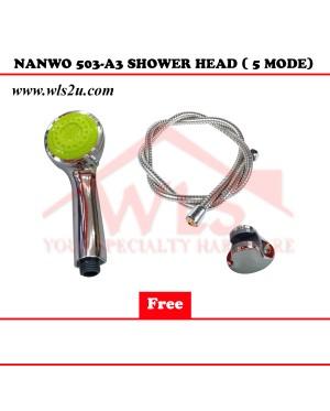 NANWO 503-A3 SHOWER HEAD (5 MODE)