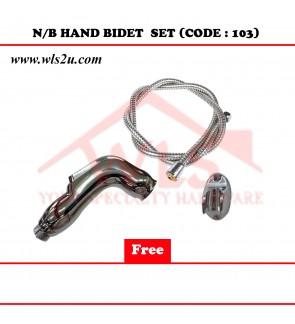 N/B HAND BIDET SET (CODE:103)