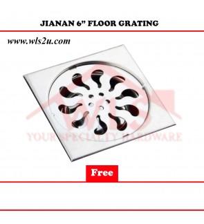 "JIANAN 6"" FLOOR GRATING"